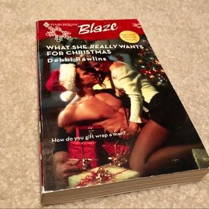 Blaze Other - 📚 What She Really Wants for Christmas 🎄📚
